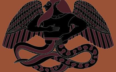 Opfer und Opfergaben: Beschwichtigung des altgriechischen Ungeheuers Typhoeus