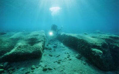 Unterwasserarchäologie: das römische Galleerenschiffswrack, das mich zum Schreiben inspirierte