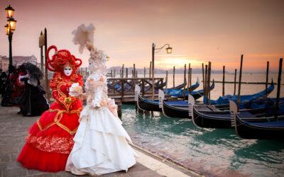 Du sollst zum Ball gehen: Der Karneval von Venedig