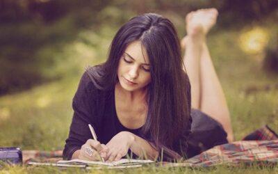 Das alles verzehrende Bedürfnis des Autors zu schreiben