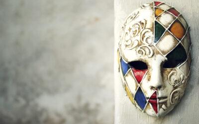 Inspiration für mein Buch: Die zwei Gesichter von Venedig