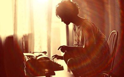 Dem Sonnenschein ins Auge sehen: warum ich Liebesromane und keine Krimis schreibe