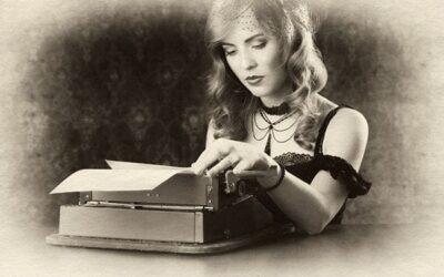 Die Faszination der Routine eines Schriftstellers