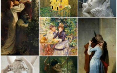 Bevorzugte romantische Kunstwerke