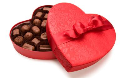 Ein süßer Geschmack: Der offizielle Partner der Romantik
