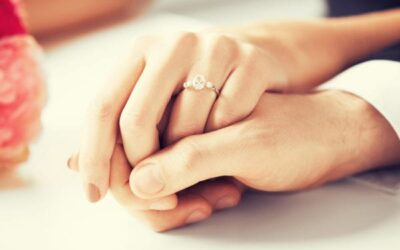 'Diamonds are forever': Symbolik und der Verlobungsring